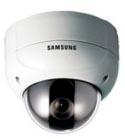 Cámara de seguridad de Samsung resistente a vándalos