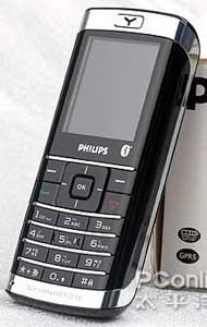 Philips 9@9d, un terminal con batería de muy alta duración
