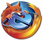 Firefox sigue creciendo, IE sigue cayendo