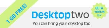 DesktopTwo, un escritorio online