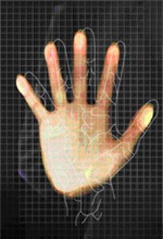 Palm Vein Technology, sistema de autenticación a través del patrón de venas de tu mano