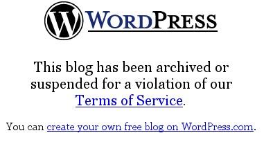 WordPress.com cierra cuentas de blogs que plagien contenido