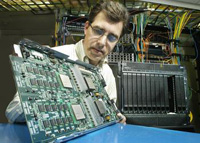 Supercomputadora de 32.000 procesadores de IBM en camino