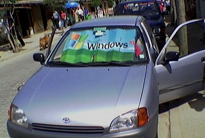 Parasol de Windows XP