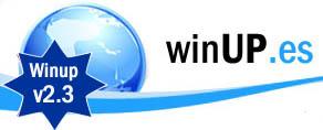 WinUp 2.3 listo para descargar