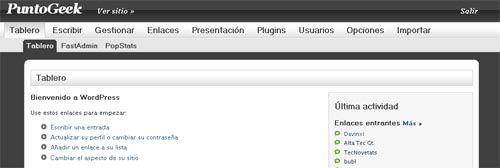Los plugins que uso en WordPress