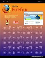 Calendarios de Firefox
