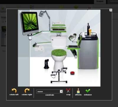 XMG Image, sube, edita, organiza, y comparte imágenes