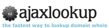 Ajax Lookup, buscador de dominios libres basado en Ajax