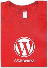 Camisetas de WordPress para los Geeks