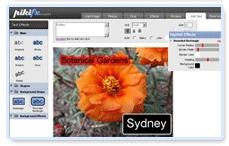 PikiFX, excelente editor de imágenes online