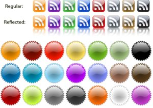 badges iconos 2.0