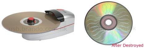 Elimina información confidencial de tus discos con este gadget