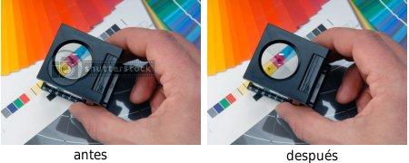 Cómo eliminar una marca de agua de una imagen
