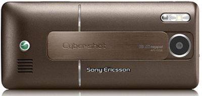 Sony Ericsson K770 Cyber-shot de 3.2MP
