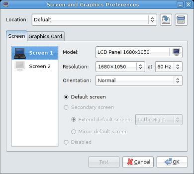 Ubuntu 7.10 permitirá configurar Xorg.conf desde interfaz gráfica