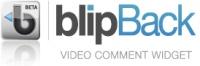 blipBack, widget que permite a tus visitanes dejar mensajes de video