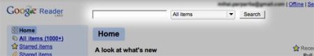 Google Reader incorpora buscador (por fin)
