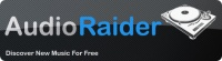 Busca música en internet con AudioRaider