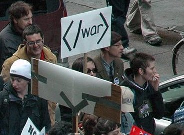 Geek protestante