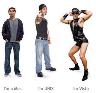 Graficando los sistemas operativos
