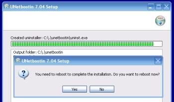 UNebootin, instala Linux desde Windows