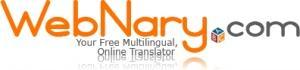 WebNary, excelente traductor multilingue online