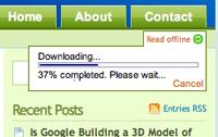 WP-Offline, plugin que permite leer tu blog offline