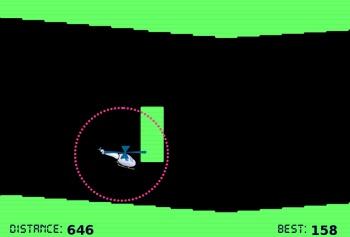 Juego: El helicóptero loco
