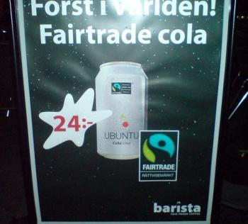 Ubuntu Cola