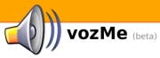 vozMe, otro servicio para crear audio a partir de texto