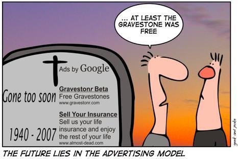 Google piensa en expandir el área de acción de AdSense
