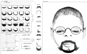 Herramienta para crear identikits online