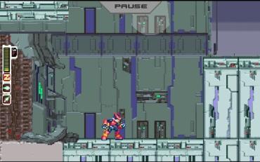 Juego de la semana: Megaman Zero Alpha