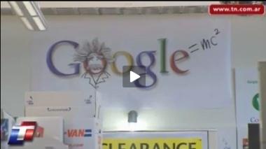 Planeta Google – Informe de Telenoche (primera parte)