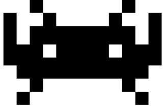Space Invaders en HTML + CSS