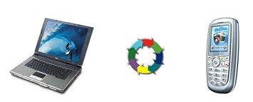 Servicio para subir un archivo desde tu PC y descargarlo desde el móvil