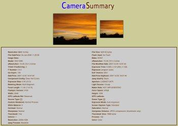 Extraer información Exif de una fotografía de forma online