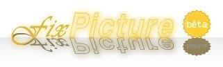 Convierte y redimensiona imágenes online con fixPicture