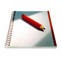 Me olvidé de cómo se escribe en papel