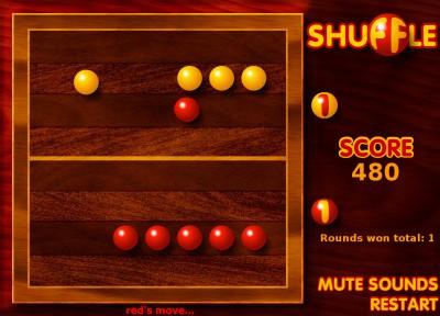 Juego de la semana: Shuffle