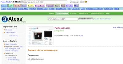 Obtiene información SEO de tu dominio con URLinfo