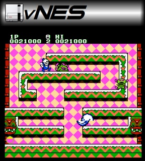 vNES, juega los juegos de NES online