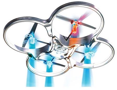 X-UFO, tu propio OVNI a control remoto