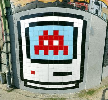 Graffitis Geek
