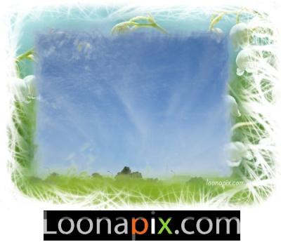 Agrega marcos a tus imágenes con Loonapix