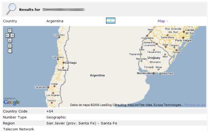 Averigua la ubicación de un móvil con TP2Location