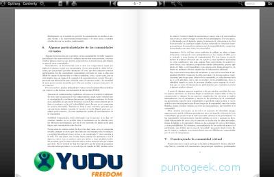 Yudu, servicio para embeber documentos PDF online