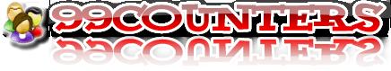 99Counters, widget muy cool que muestra tus visitantes en tiempo real