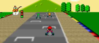 Mario Kart y Super Mario en JavaScript